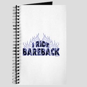 I ride Bareback Journal