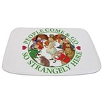 ALICE_people come and go2_GREEN copy Bathmat