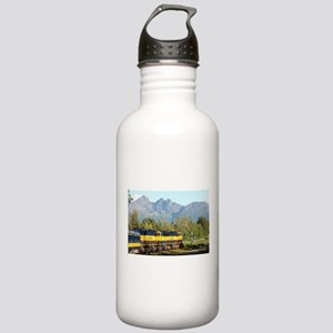 Alaska Railroad locomo Stainless Water Bottle 1.0L