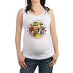 alice who let blondie_RED copy Maternity Tank