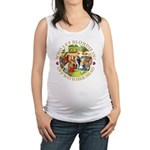 alice who let blondie_gold copy Maternity Tank