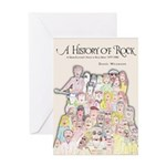 A History Of Rock Cov Greeting Cards