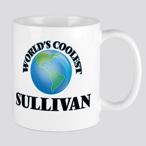 World's Coolest Sullivan Mugs