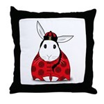 Year of the Rabbit 2011 Throw Pillow