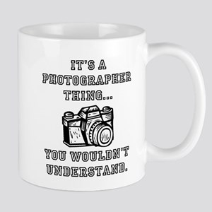 It's a photographer thing Mugs