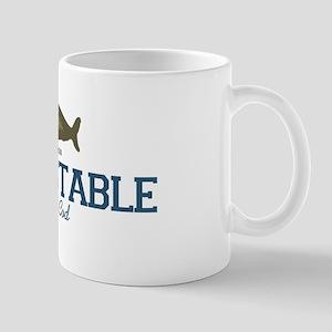Barnstable - Cape Cod - Whale Design. Mug