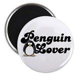 Penguin Lover Magnet