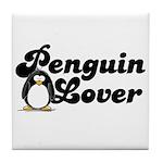 Penguin Lover Tile Coaster