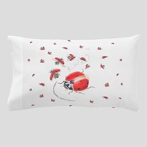 Ladybug, ladybug fly away Pillow Case