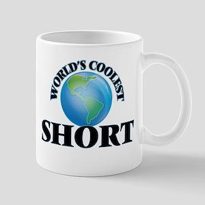 World's Coolest Short Mugs
