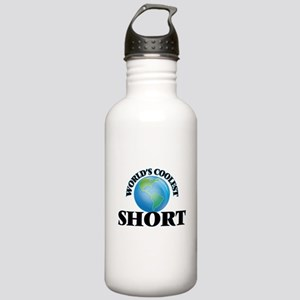World's Coolest Short Stainless Water Bottle 1.0L