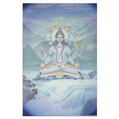 Mahamritunjaya Shiva Poster Posters
