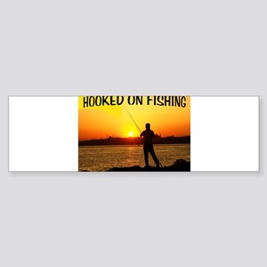 FISHING Bumper Sticker