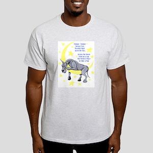 Great Dane Blue Twinkle Light T-Shirt