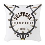 WitchCatcher_VOLIronGS Woven Throw Pillow