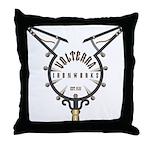 WitchCatcher_VOLIronGS Throw Pillow