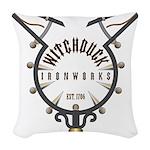 WitchCatcher_GSburkittsville Woven Throw Pillo
