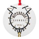 WitchCatcher_GSburkittsville Round Ornament