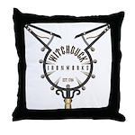 WitchCatcher_GSburkittsville Throw Pillow