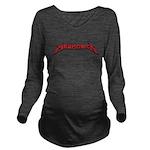 Harmonica_Final Long Sleeve Maternity T-Shirt