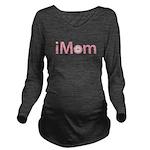 imom Long Sleeve Maternity T-Shirt