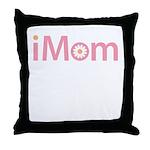 imom Throw Pillow