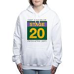 TRW Stage 20 Women's Hooded Sweatshirt