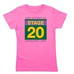 TRW Stage 20 Girl's Tee