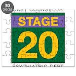 TRW Stage 20 Puzzle