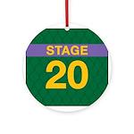 TRW Stage 20 Ornament (Round)