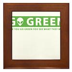 GoGreen Framed Tile