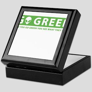 GoGreen Keepsake Box