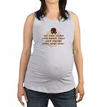 TrollBridge Maternity Tank Top