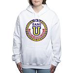 Dang U Women's Hooded Sweatshirt
