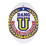 Dang U Ornament (Oval)