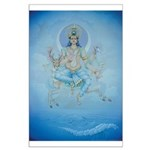 Vedic Planet Moon Poster Large