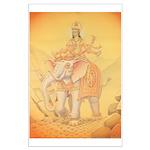 Vedic Planet Jupiter Poster Large