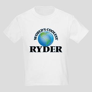 World's Coolest Ryder T-Shirt