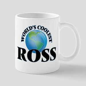 World's Coolest Ross Mugs