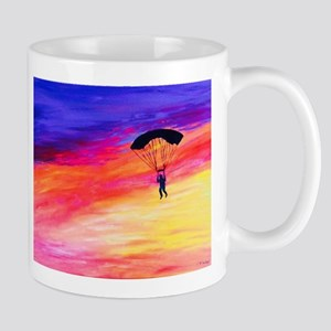 Into The Sunset Mugs