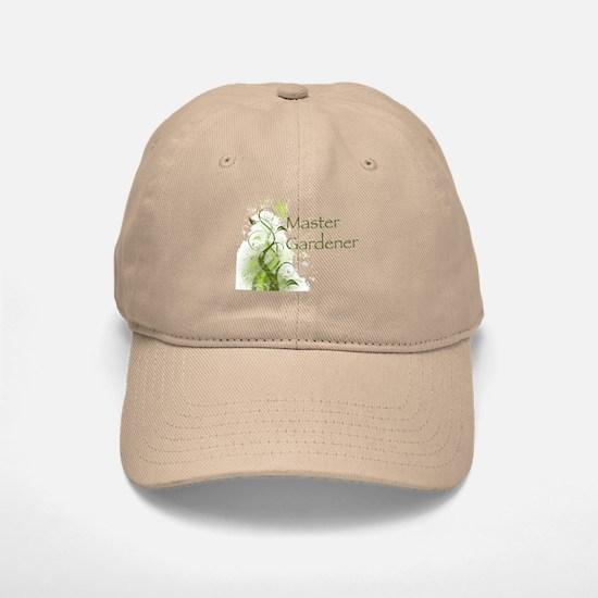 Master Gardener modern Baseball Baseball Cap