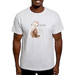 Master Gardener modern Light T-Shirt