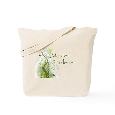 Master Gardener modern Tote Bag