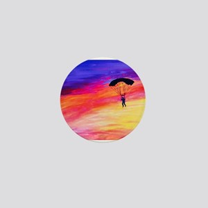 Into The Sunset Mini Button
