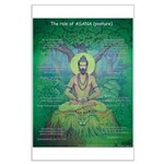Role of Asana Poster Large