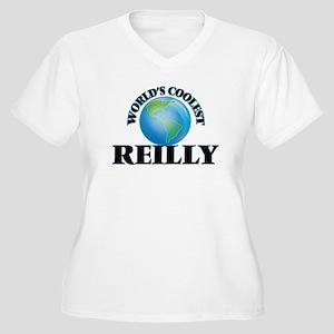 World's Coolest Reilly Plus Size T-Shirt