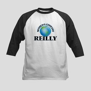 World's Coolest Reilly Baseball Jersey