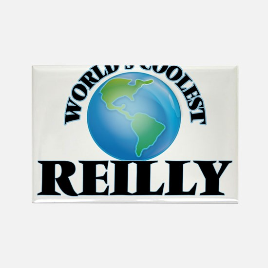 World's Coolest Reilly Magnets