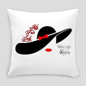 Valley Light Opera's My Fair L Everyday Pillow