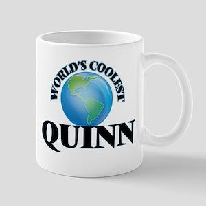World's Coolest Quinn Mugs